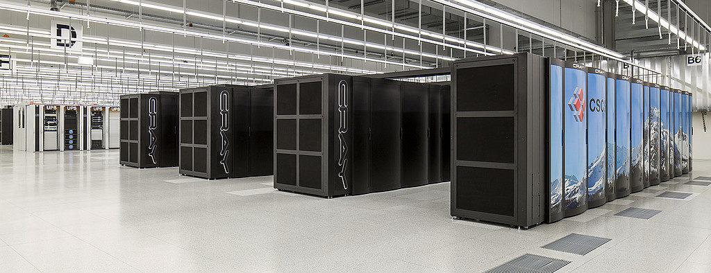 Swiss National Supercomputing Centre (CSCS), ETH Zürich, Lugano, Switzerland