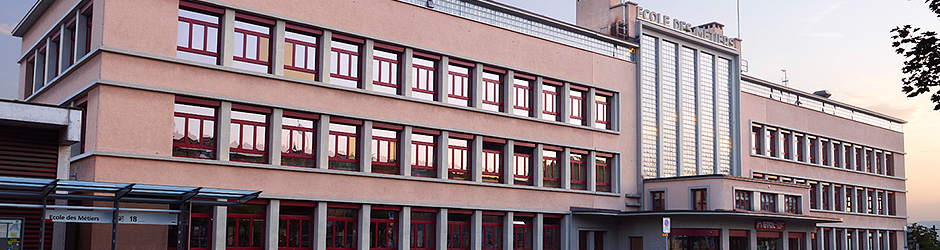 Technical and Vocational School, Lausanne, Switzerland