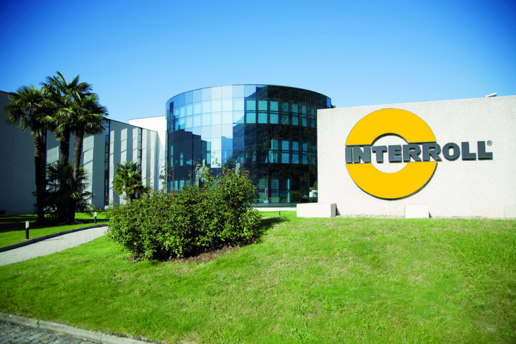 Interroll, Group Headquarter, San'Antonino, Switzerland
