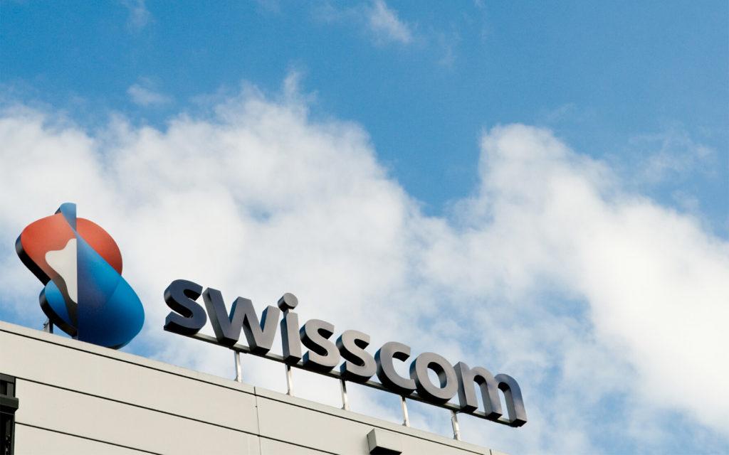 Swisscom, Bellinzona, Switzerland